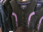 Women's Vest with Purple!