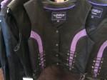 Women's Vest with Purple!